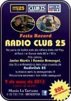 FESTA RECORD RADIO CLUB 25