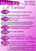 MARY KAY A MASIA LA TARTANA