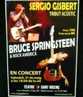 TRIBUT ACÚSTIC A BRUCE SPRINGSTEEN